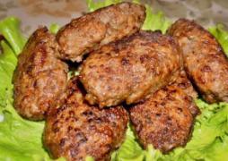 Рецепты Биточков мясных