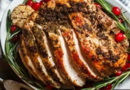 Рецепты Блюд из индейки